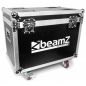 "Preview: BeamZ Professional ""IGNITE180B"" Set: 2x 180 Watt Beam Moving Head mit Rollcase"