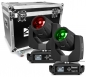 "Mobile Preview: BUNDLE: 2x BeamZ ""Tiger 7R BS"" Hybrid Beam/Spot Moving Head inkl. 7R 230W Lampe + Flightcase"