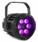 "Preview: BeamZ ""BWA63"" 6x 3 Watt RGB IP65 Outdoor Scheinwerfer mit Fernbedienung"