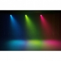 "Mobile Preview: BeamZ ""SlimPar30"" 6x 3 Watt RGB LED Scheinwerfer Spot mit IR Fernbedienung"