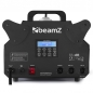 "Mobile Preview: BeamZ ""S3500"" DMX Nebelmaschine mit Funk Fernbedienung"