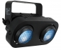 "Preview: SHOWTEC ""Stage Blinder 2 Blaze"" 2x 100 Watt LED, IP65"