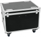 Preview: ROADINGER Flightcase für 4x LED THA-100F/THA-120PC mit Rollen