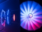 "Preview: EUROLITE ""LED Umbrella 95"" Außergewöhnlicher LED DMX Eye-Catcher"