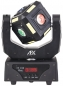 "Preview: AFX Light ""6CUBE-FX"" DMX-Cube Moving Head 6x 4-in-1 RGBW 10W CREE LEDs mit Moodlight-Strips"