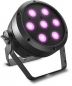 "Preview: CAMEO ""ROOT PAR 4"" 7x 4 Watt RGBW LED Scheinwerfer"