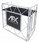 "Preview: AFX Light ""DJ-BOOTH"" Professioneller Aluminium Event Tisch für Entertainer"