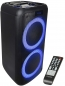 "Mobile Preview: IBIZA Sound ""FREESOUND400"" Mobile Akku Sound Box mit Bluetooth, USB/SD MP3 Player, IR-FB und LED Beleuchtung"