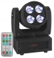 "Preview: IMG Stage Line ""WASH-50LED"" Moving Head Beam 4x 15W OSRAM RGBW"