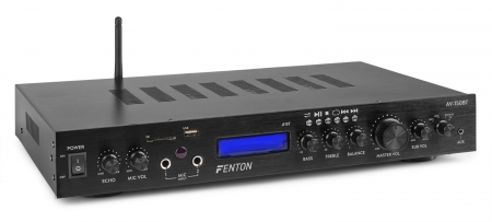 "FENTON ""AV-150BT"" 5-Kanal Multimedia Home Theater Verstärker System"