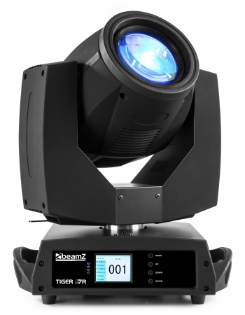 "BeamZPro ""Tiger E 7R MKII"" Beam Moving Head inkl. 7R 230W Lampe"