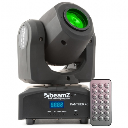 "BeamZ ""Panther 40"" 45 Watt LED Moving Head Spot"