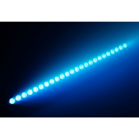 "IBIZA Light ""LEDBAR24-RC"" DMX LED RGBW LEDBAR 24x 4 Watt"