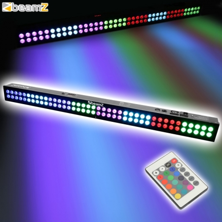 "BeamZ ""LCB803"" LED Bar mit 80x 3 Watt RGB 3-in-1 LED's"