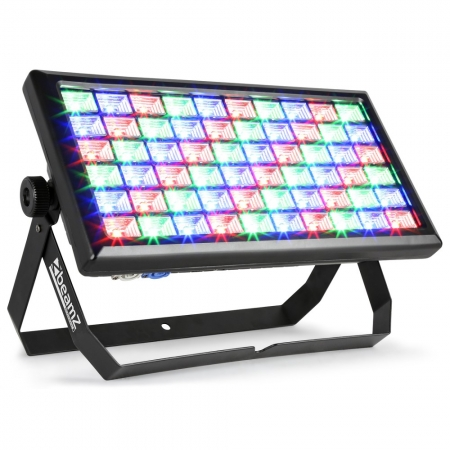 "BeamZ ""WH180RGB"" LED RGB Wall Wash Panel 60x 3 Watt"