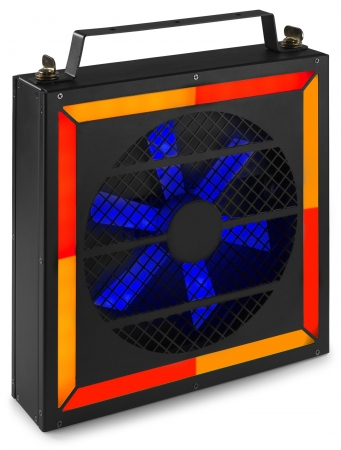 "BeamZPro ""LED Twister Fan 400"" RGB DMX Ventilator Effekt"