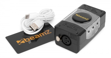 BeamZ Light Rider / ESA2 USB DMX Interface