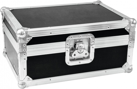 ROADINGER Flightcase für 4x AKKU Flat Light Serie