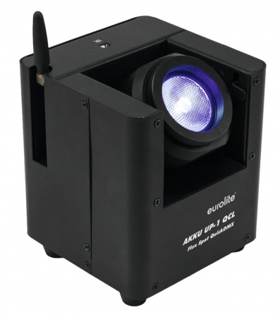 "EUROLITE ""AKKU UP-1 QCL Flex Spot QuickDMX"""
