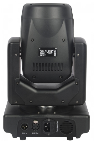 "SHOWTEC ""Shark Spot One"" 60 Watt LED Moving Head Spot"