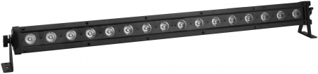 "EUROLITE ""LED IP T-Bar 16 QCL"" 16x 8 Watt RGBW Aluminium IP65 Outdoor LED Bar"