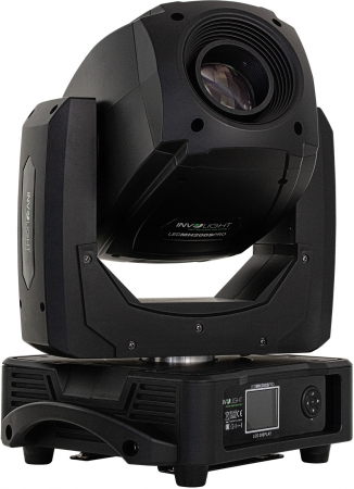 "INVOLIGHT ""LEDMH200SPRO"" Moving Head Spot mit Osram 200W LED"