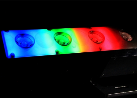 "INVOLIGHT ""LEDBARFX103"" DMX & ArtNET Blinder + Ambient Light LED Bar"