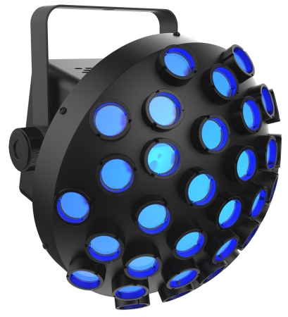 "CHAUVET DJ ""Line Dancer"" 27x 1,5 Watt TRI-Color RGB LED DMX Lichteffekt"