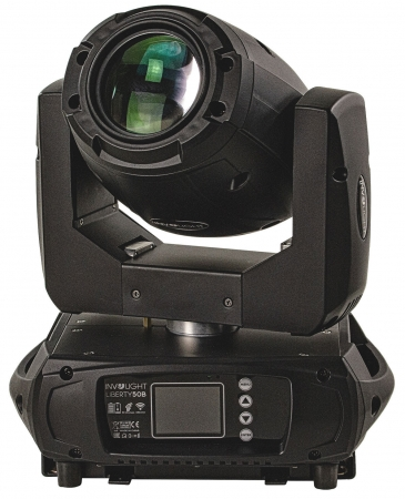 "INVOLIGHT ""Liberty 50B"" Akku LED Moving Head Beam mit Wireless DMX, 50W"