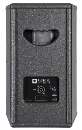 "HK Audio ""LUCAS 2K18"" Aktives 2.1 PA Komplettsystem"