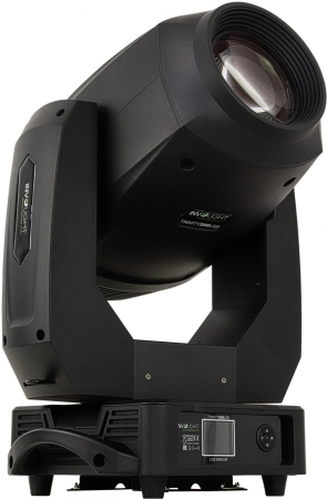"INVOLIGHT ""TRINITY200LED"" Moving Head Spot/Beam/Wash mit 200W LED Engine & Zoom 5°- 42°"