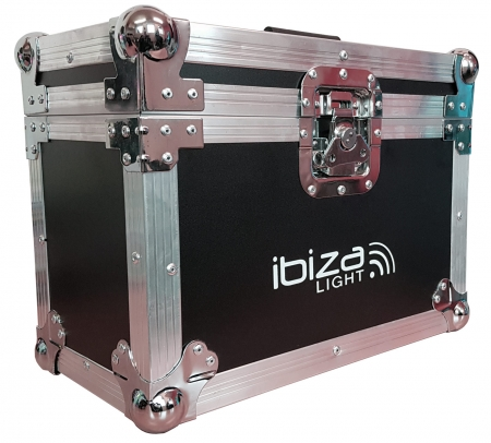 "IBIZA Light ""FC2350"" Doppel Case für viele Kompakt Moving Heads"