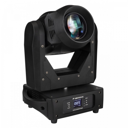 "JB SYSTEMS ""CHALLENGER BSW"" 150 Watt Beam/Spot/Wash Hybrid LED Moving Head"