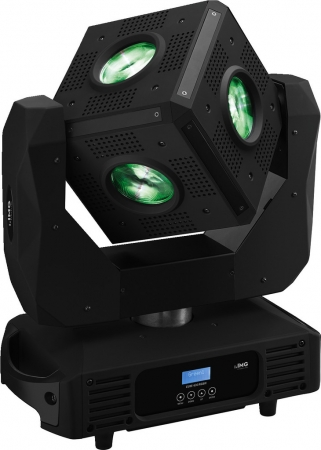 "IMG Stage Line ""CUBE-630/RGBW"" Beam Moving Head Würfel"