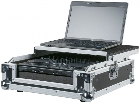 DAP Audio Controller Case mit Laptop Ablage