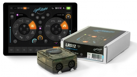 BeamZ Light Rider / ESA2 USB/WiFi DMX Interface