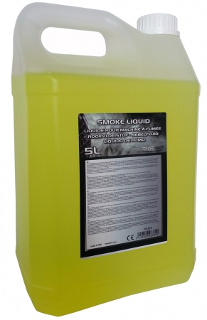 "HQ Power ""Smoke Liquid"" Standard Nebelfluid Eco, 5l Kanister"
