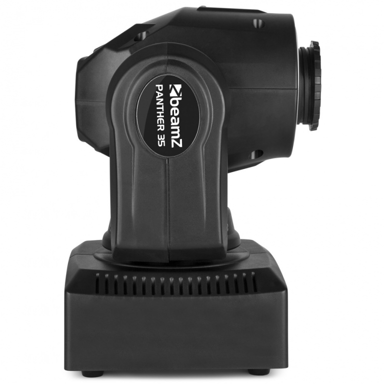 "BeamZ ""Panther 35"" 35 Watt LED Moving Head Spot mit LED Ring"