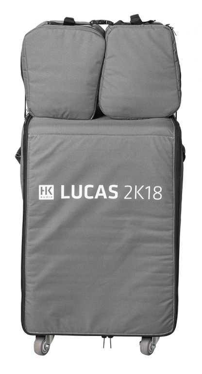 "HK Audio Roller Bag für ""LUCAS 2K18"""