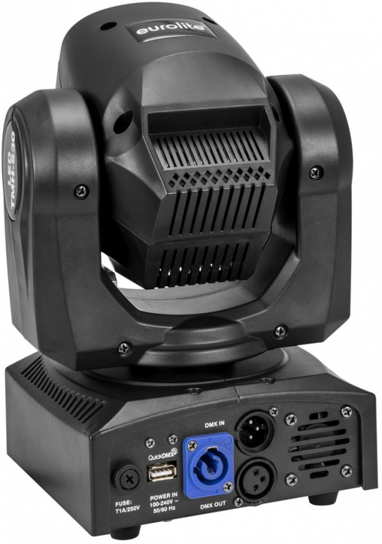 "EUROLITE ""LED TMH-S30"" Moving Head Spot mit rotierenden Gobos"