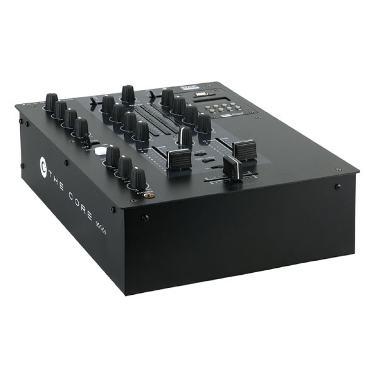 "DAP Audio ""CORE MIX-2 USB"" 2-Kanal DJ Mixer mit USB Interface"