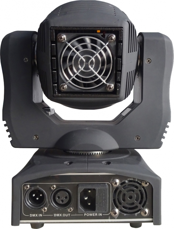 "IBIZA Light ""LMH50LED"" Moving Head mit 60 Watt LED"