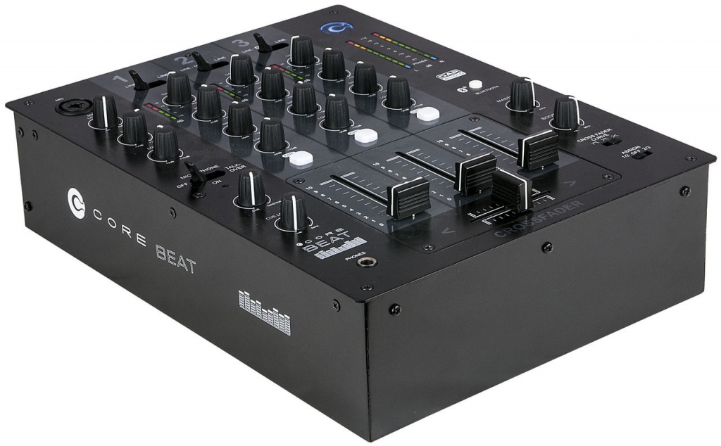 "DAP Audio ""CORE Beat"" 3-Kanal DJ-Mixer"