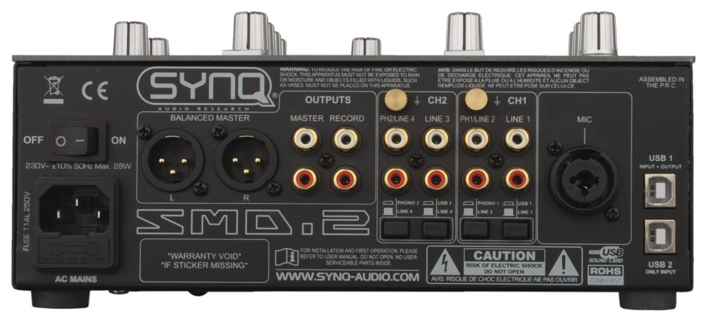 "SYNQ Audio ""SMD.2"""