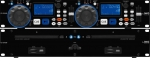 "IMG Stage Line ""CD-230USB"" Profi Doppel CD-/USB-/SD-/MP3 Player"